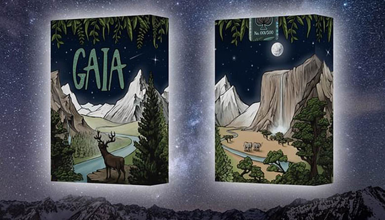 Gaia Playing Cards (Moonlight Edition)