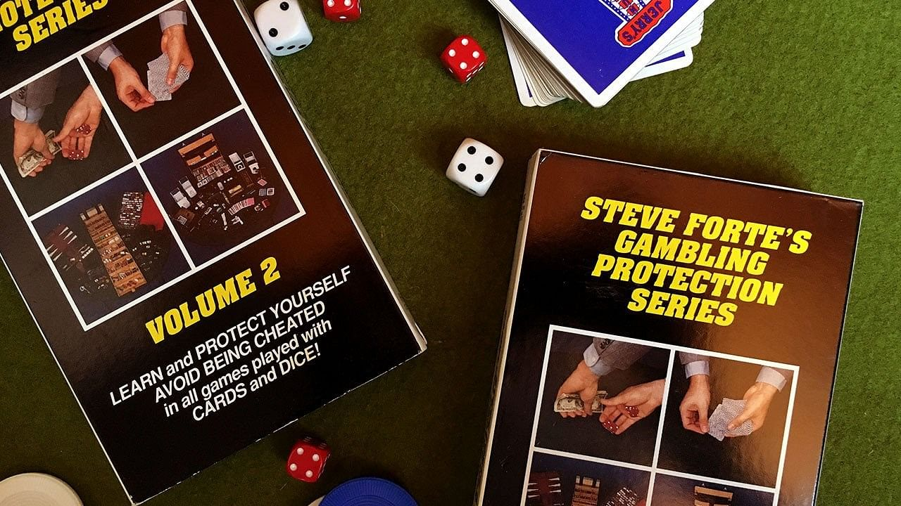 Image result for Steve Forte - Gambling Protection Series