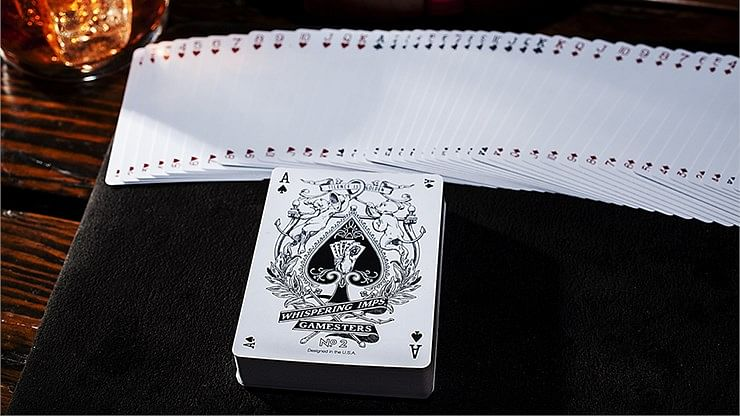 Gamesters Standard Edition Playing Cards (Red)