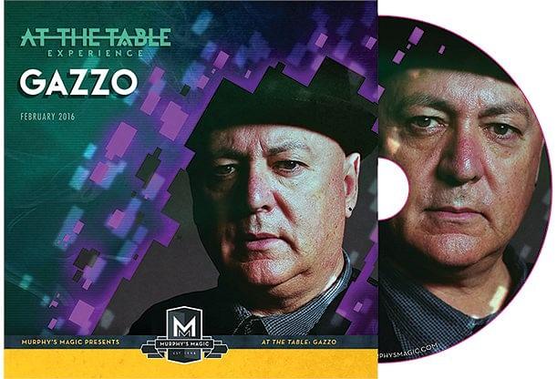 Gazzo Live Lecture DVD - magic