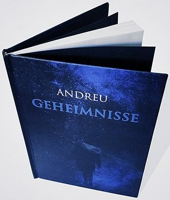 GEHEIMNISSE (Hardcover) Book and Gimmicks  - magic