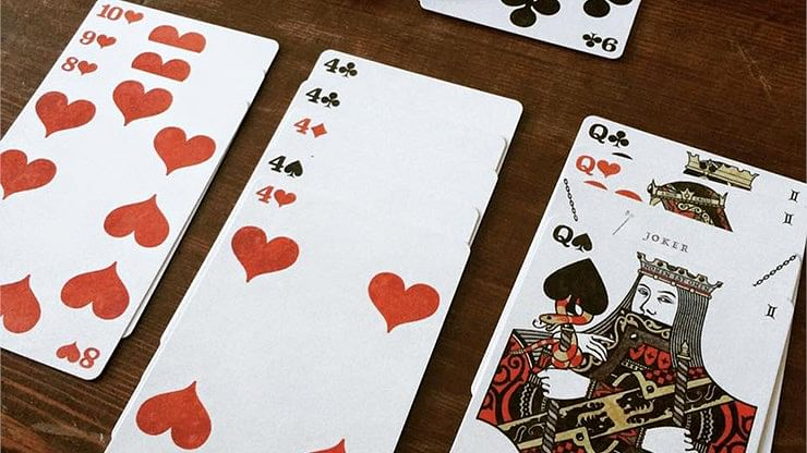 Gemini Terra Playing Cards