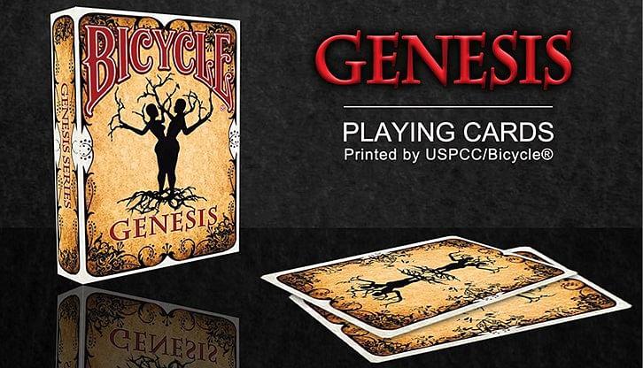 Genesis Playing Cards - magic
