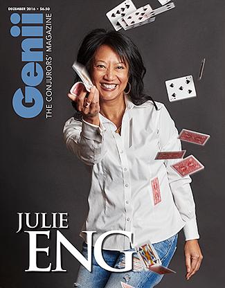 Genii Magazine - December 2016 - magic