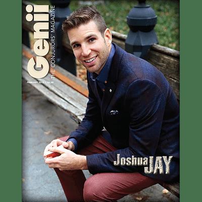Genii Magazine - February 2015  - magic