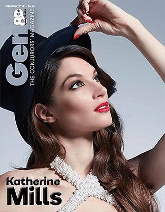 Genii Magazine February 2017 - magic