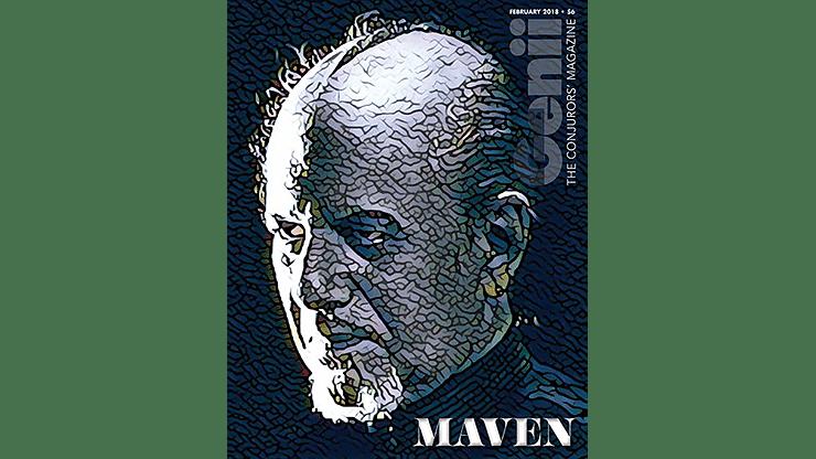 Genii Magazine - February 2018 - magic