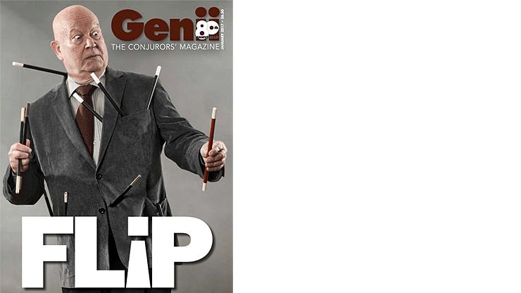 Genii Magazine - January 2017 - magic