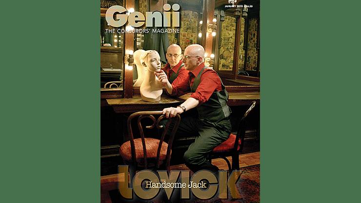 Genii Magazine January 2018 - magic