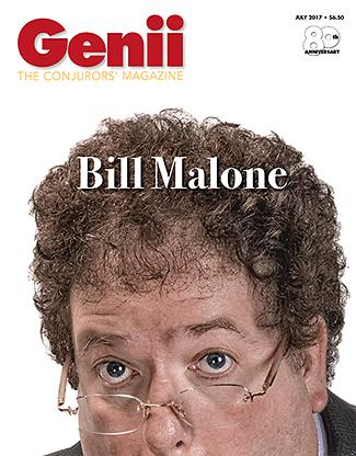 Genii Magazine July 2017 - magic