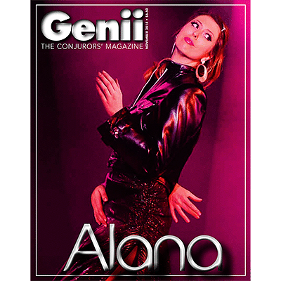 Genii Magazine - November 2014  - magic