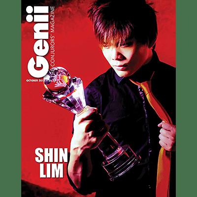 Genii Magazine - October 2015  - magic