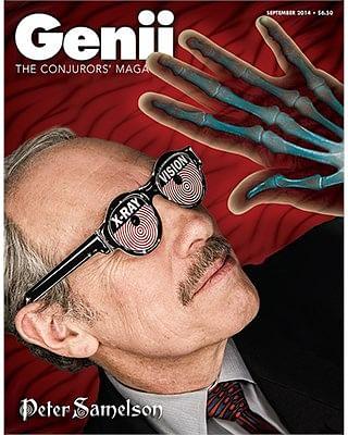 Genii Magazine - September 2014 - magic