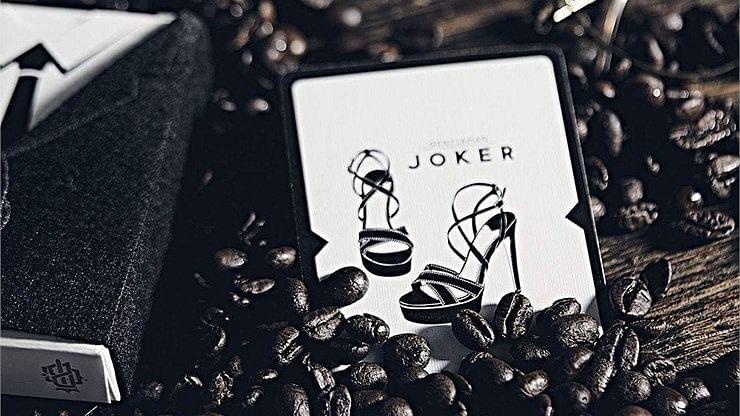 Gentleman Playing Cards