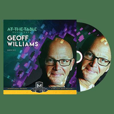 Geoff Williams Live Lecture DVD - magic
