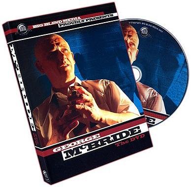 George McBride The DVD - magic