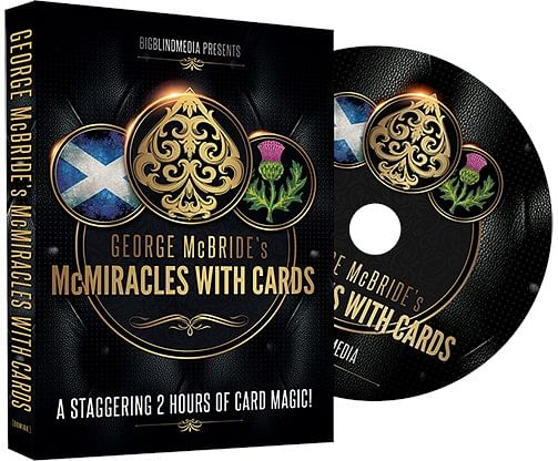 George McBride's McMiracles With Cards - magic
