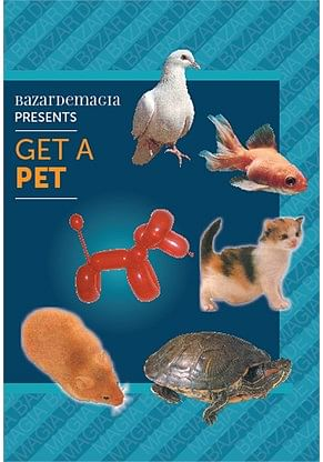 Get a Pet - magic