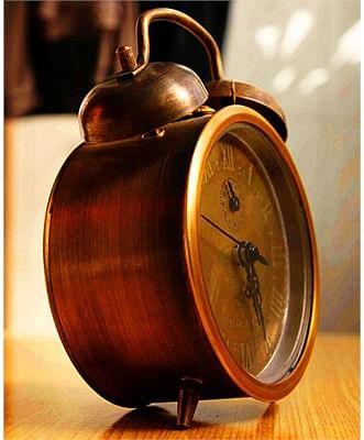 Ghost Alarm Clock