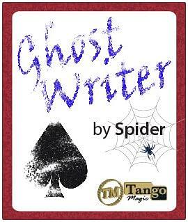 Ghost Writer - magic