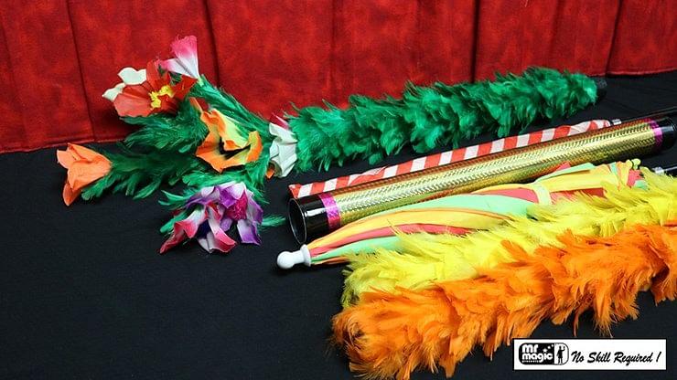 Giant Feather Fantasy - magic