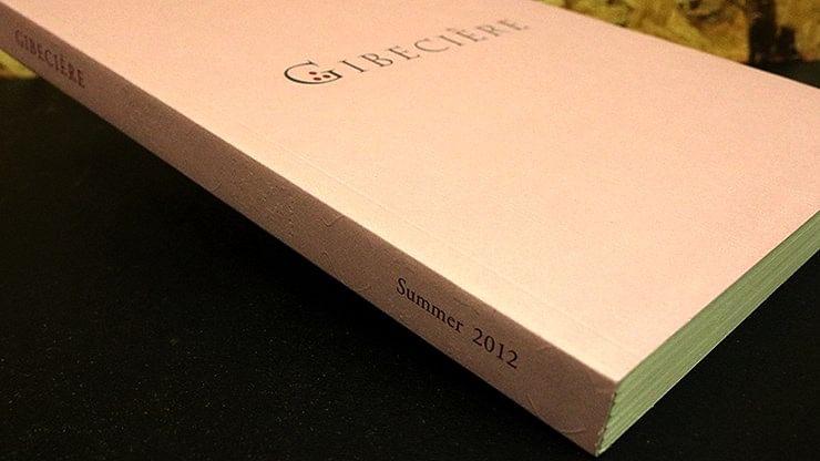 Gibecière 14, Summer 2012, Volume 7, No. 2