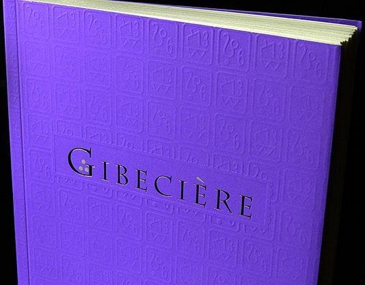 Gibecière 18, Summer 2014, Volume 9, No. 2
