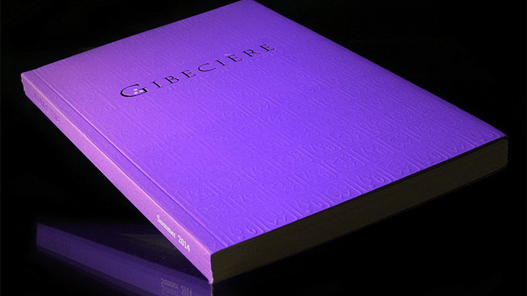 Gibecière 18, Summer 2014, Volume 9, No. 2 - magic