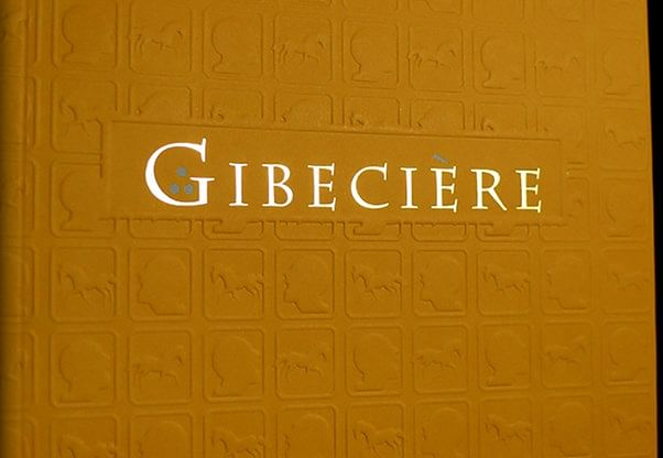 Gibecière 19, Winter 2015, Volume 10, No. 1