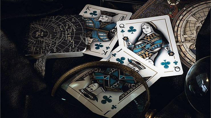 Gilded Limited Edition 2018 National Playing Card Deck