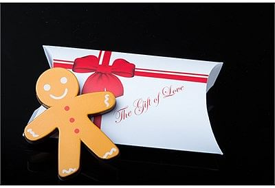 Gingerbread Man - magic