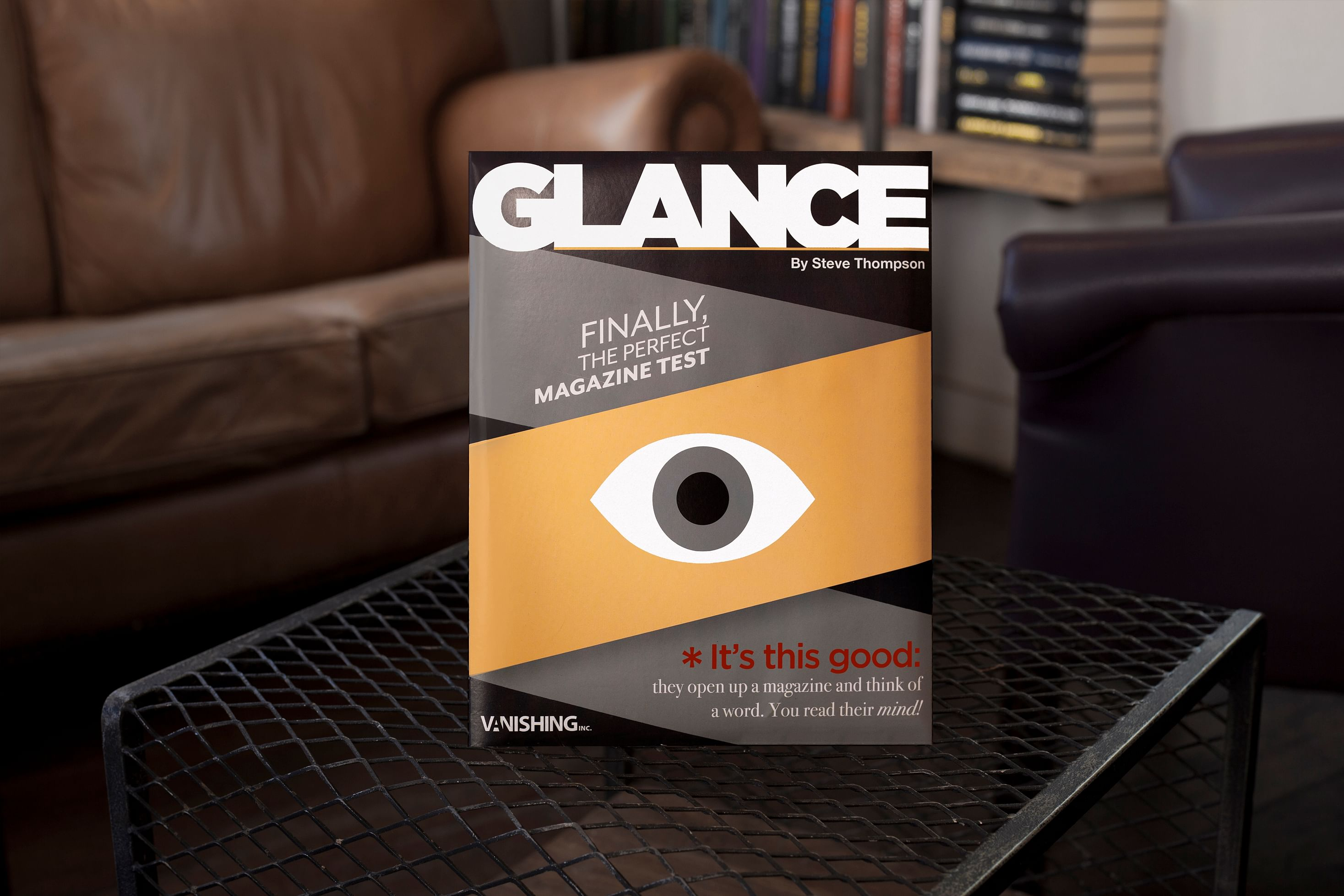 Glance: Updated Edition - magic
