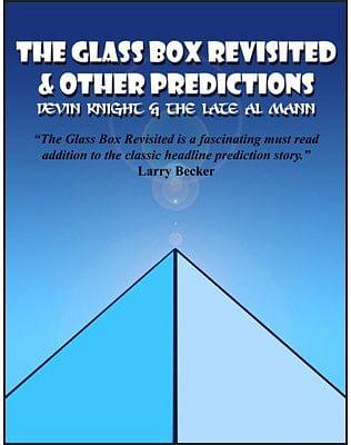 Glass Box Revisited Book - magic