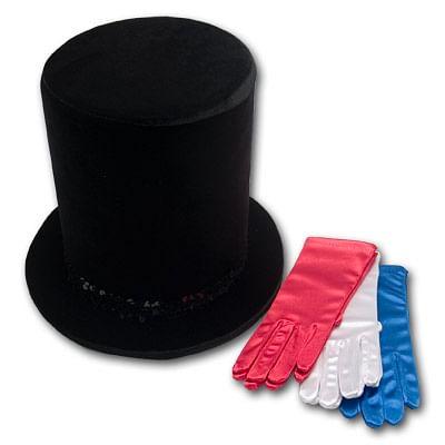 Glove Changing Hat - magic