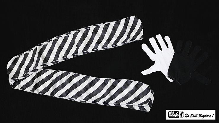 Gloves to Streamer - magic