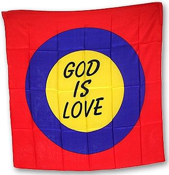 God is Love Gospel Silk - magic