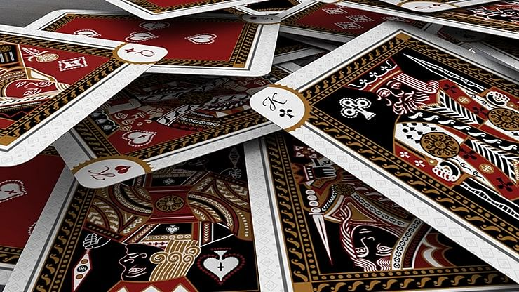 Grandmasters Casino Playing Cards