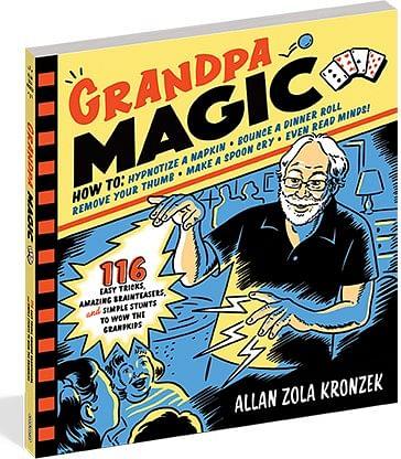 Grandpa Magic - magic