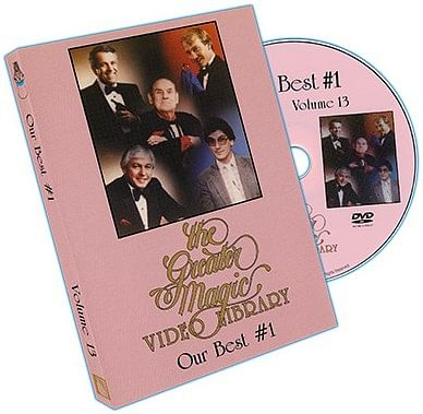 Greater Magic Video Library 13 - Our Best #1 - magic