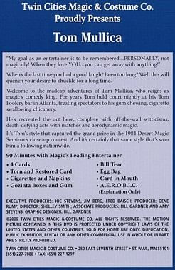 Greater Magic Video Library 19 - Tom Mullica