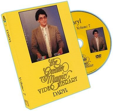 Greater Magic Video Library 7 - Daryl - magic
