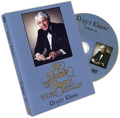Greater Magic Video Volume 11 - Roger Klause Volume1 - magic