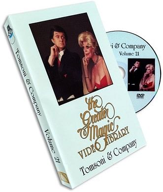 Greater Magic Video Volume 21 - Tomsoni & Company - magic