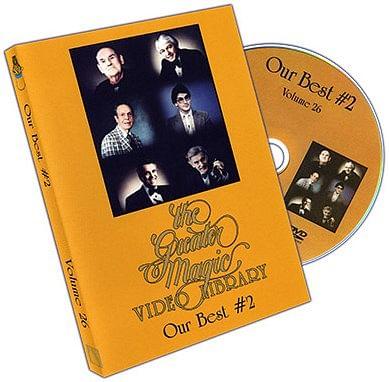 Greater Magic Video Volume 26 - Our Best Volume2 - magic
