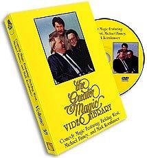 Greater Magic Video Volume 35 - Comedy Magic - magic