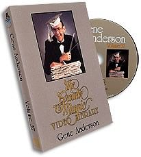 Greater Magic Video Volume 37 - Gene Anderson - magic