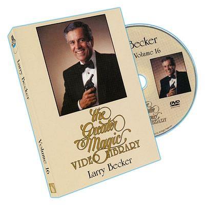 Greater Magic Volume 16 - Larry Becker - magic