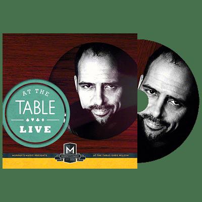 Greg Wilson Live Lecture DVD - magic