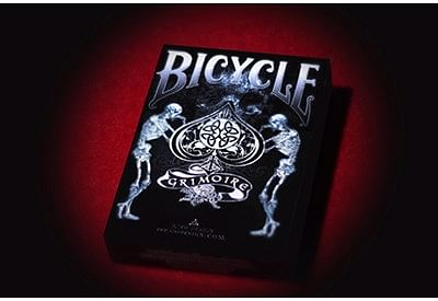 Grimoire Bicycle Playing Cards