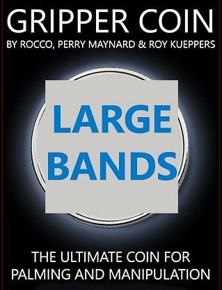 Gripper Coin Bands - magic